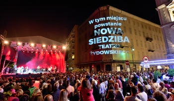 Singer's Warsaw Festival of Jewish Culture