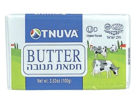 Despite shortages in Israel, Tnuva butter being sold cheaply in Canada