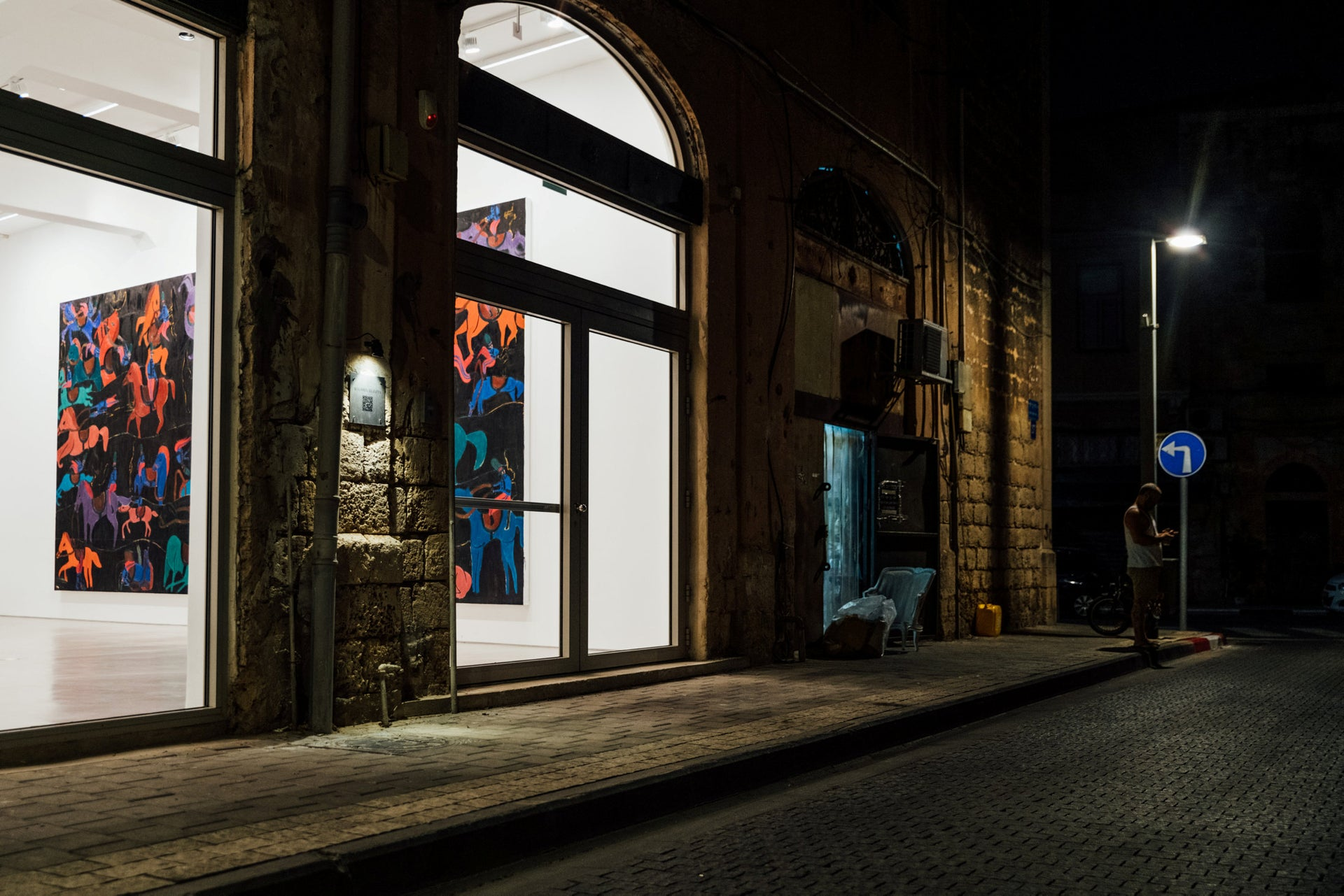 """Magasin III. """"We didn't encounter resistance, but locals are often surprised"""" by the Jaffa gallery, says curator Karmit Galili."""
