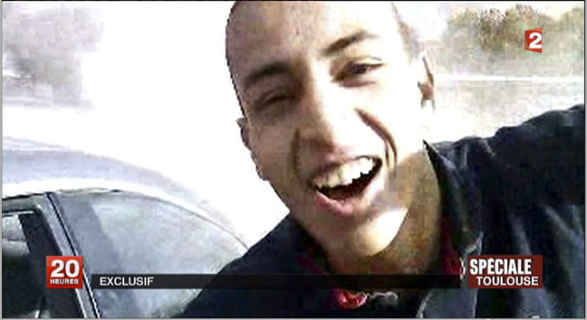 Mohamed Merah, the gunman who killed a rabbi and three children at a Jewish school in Toulouse, as well as three soldiers, in 2012.