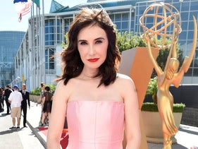 Carice van Houten at the 67th Primetime Emmy Awards at the Microsoft Theater in Los Angeles, September 20, 2015.