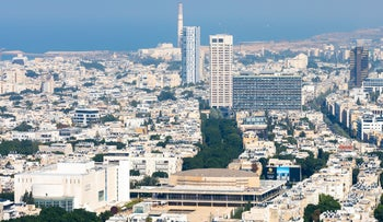 Tel Aviv has a life expectancy that matches Israel's average – 84.5 years for women, and 80.6 years for men, November 6, 2019.