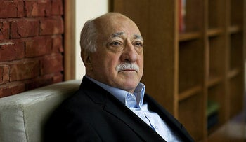 Turkish Islamic preacher Fethullah Gulen is pictured at his residence in Saylorsburg, Pennsylvania, United States, March 15, 2014.