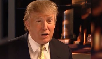 Clip of Trump arguing in 2008 she should impeach Bush over war in Iraq goes viral