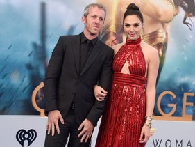 Gal Gadot and her husband, Yaron Versano.