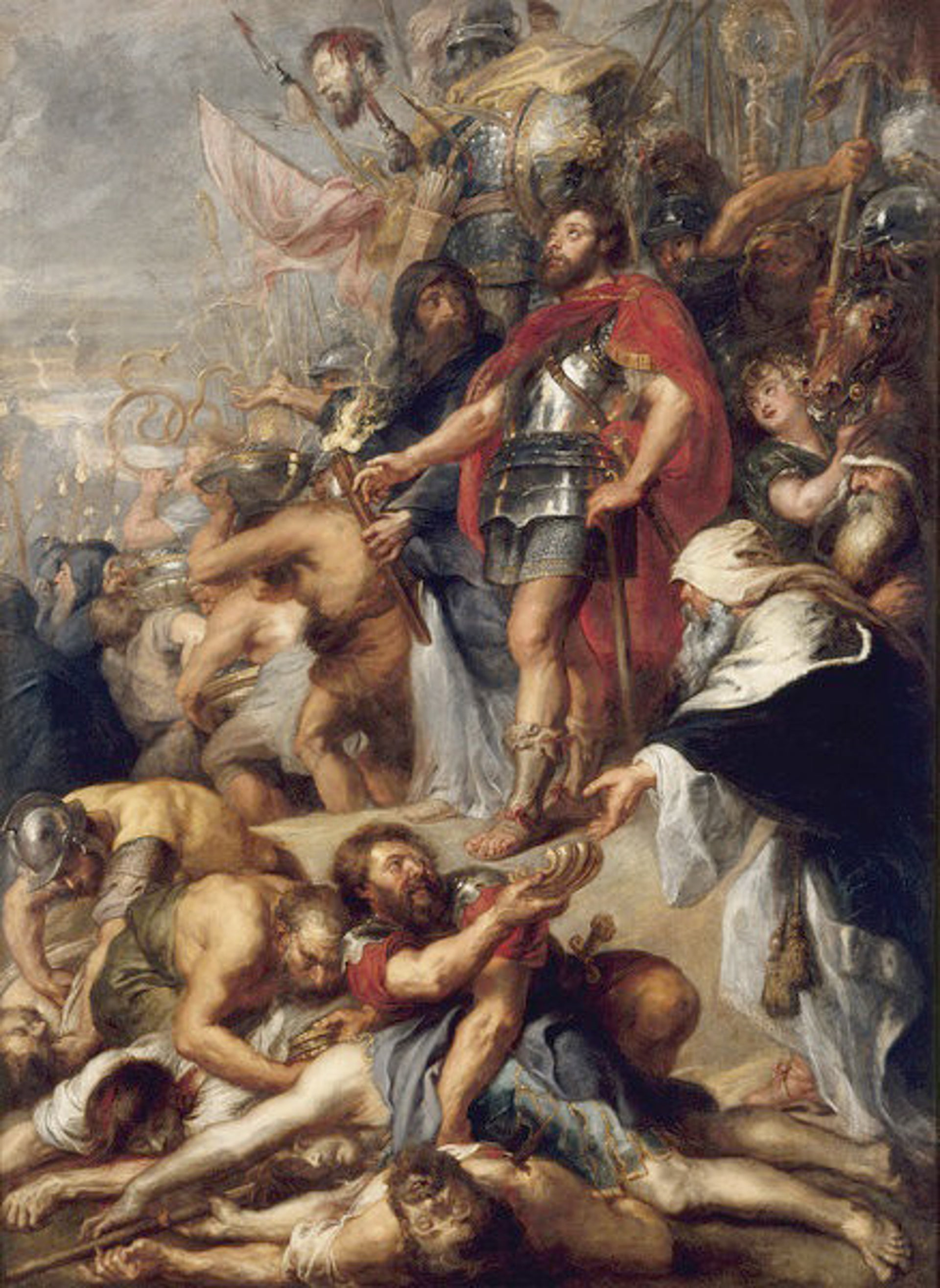 """The Triumph of Judas Maccabee,"" by Peter Paul Rubens (1577–1640)."