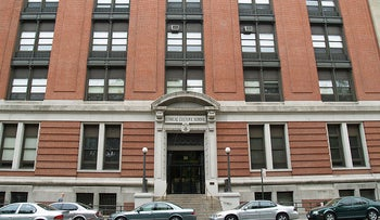 The Ethical Culture Fieldston School in New York City in 2007