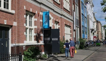 The National Holocaust Museum of the Netherlands in Amsterdam, July 2016.