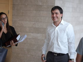 Sharon Shalom, former chief of staff at the Defense Ministry under ex-Defense Minister Avigdor Lieberman, who has now joined the Israeli cyber-surveillance and spyware company NSO Group Technologies