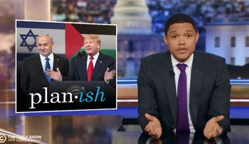 'The Daily Show's' Trevor Noah ripped into Trump's son-in-law