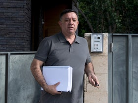 Former Labor Party leader Avi Gabbay, Cellcom's CEO since the end of January.