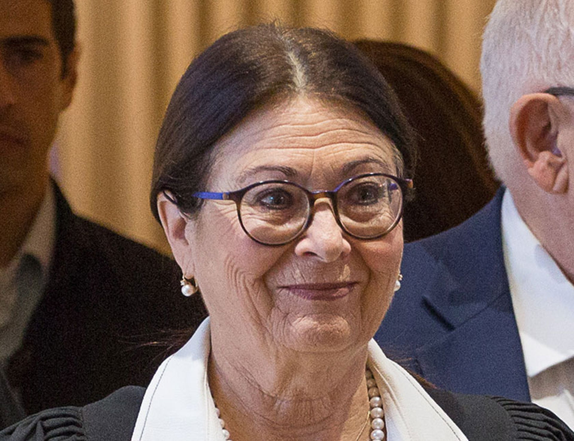 Supreme Court President Esther Hayut
