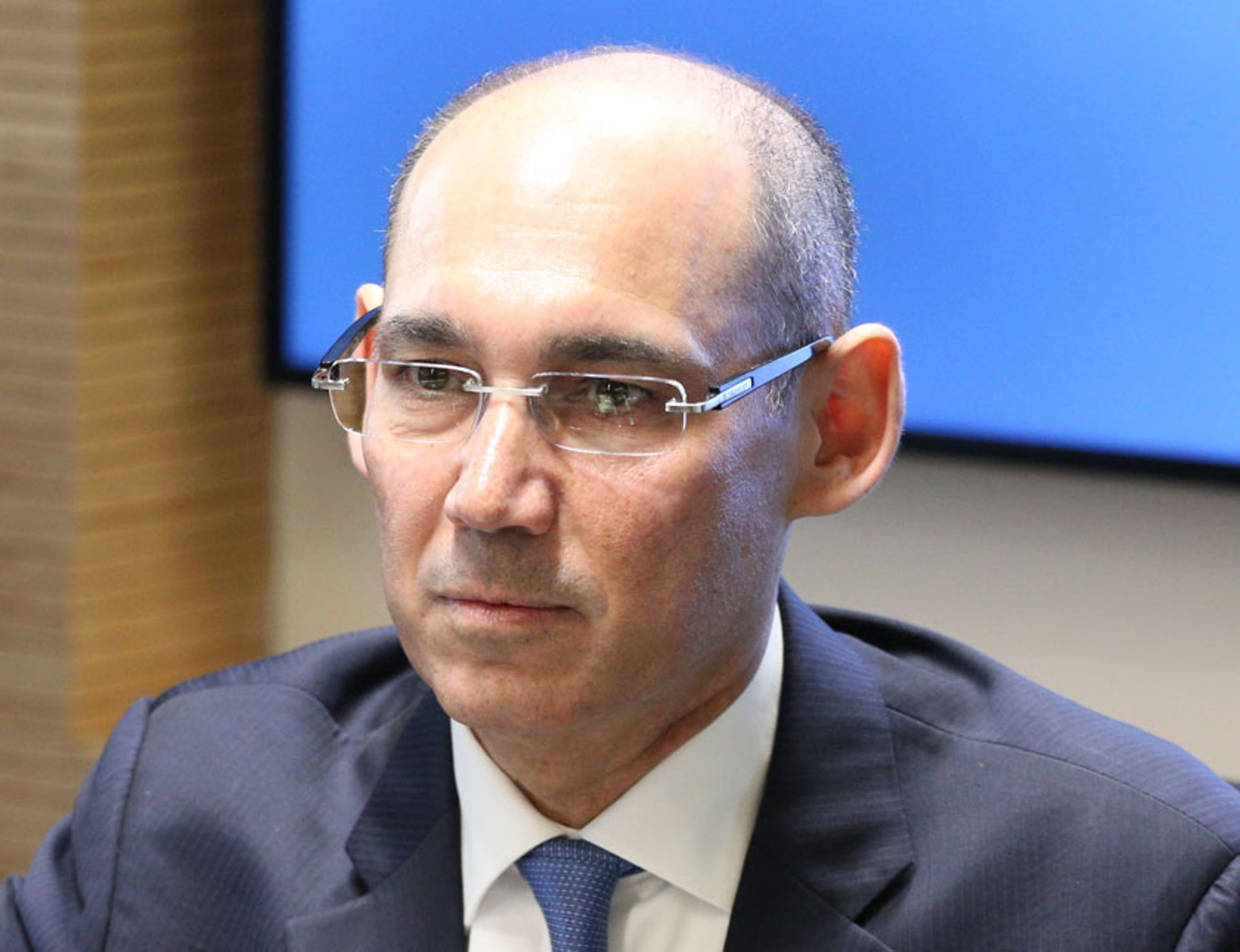 Bank of Israel governor Amir Yaron