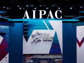The American Israel Public Affairs Committee (AIPAC) 2020 Conference, March 2, 2020 in Washington.