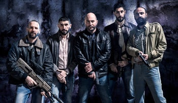 The Israeli undercover combat unit led by Doron Kavillio (center) goes into Gaza in 'Fauda' series three