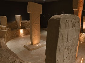 Cryptic carvings at Gobekli Tepe, 'world's oldest temple'