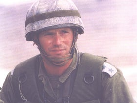Dror Weinberg, the most senior officer to be killed during the Second Intifada.