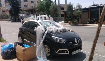 Ramadan can already be felt in Ramallah, despite the coronavirus lockdown
