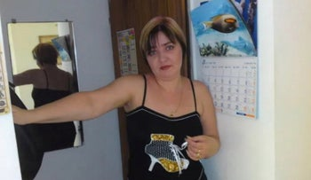 Tatiana Khaikin, who was killed in May 2020, is seen in an undated photo.