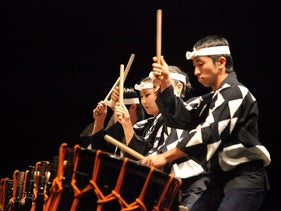 Drumming in synch causes heartbeat rate to synchronize, which promotes social bonding