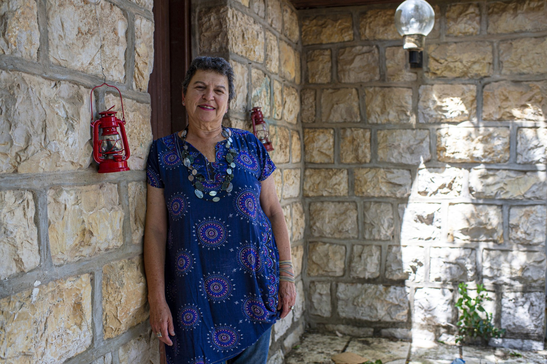 "Ronit Antler: ""In those years, Metula was a place full of life and action."""
