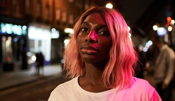 """Michaela Coel in """"I May Destroy You."""""""