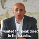 Yousef al Otaiba addresses Israelis on annexation in a video made for The National.