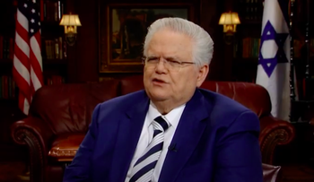 John Hagee on 'God's Great Plan for the Jewish People', 18 Jul 2016