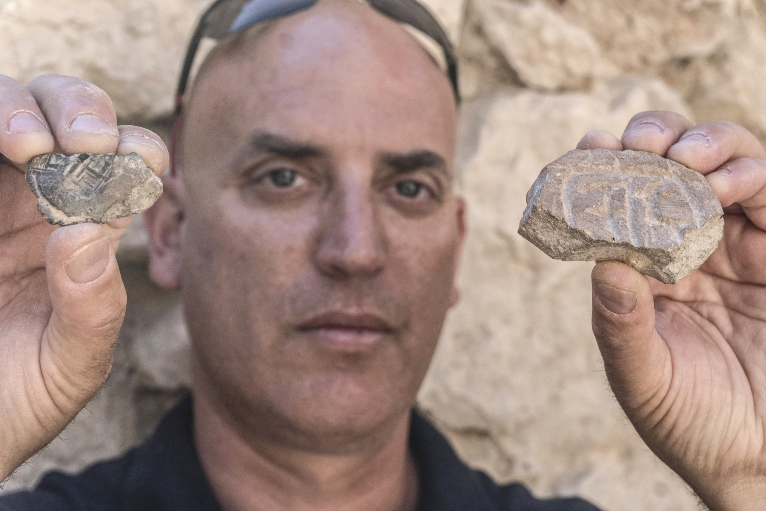 Archaeologists Find First Evidence Of Jerusalem S Redux Under The Persians Archaeology Haaretz Com