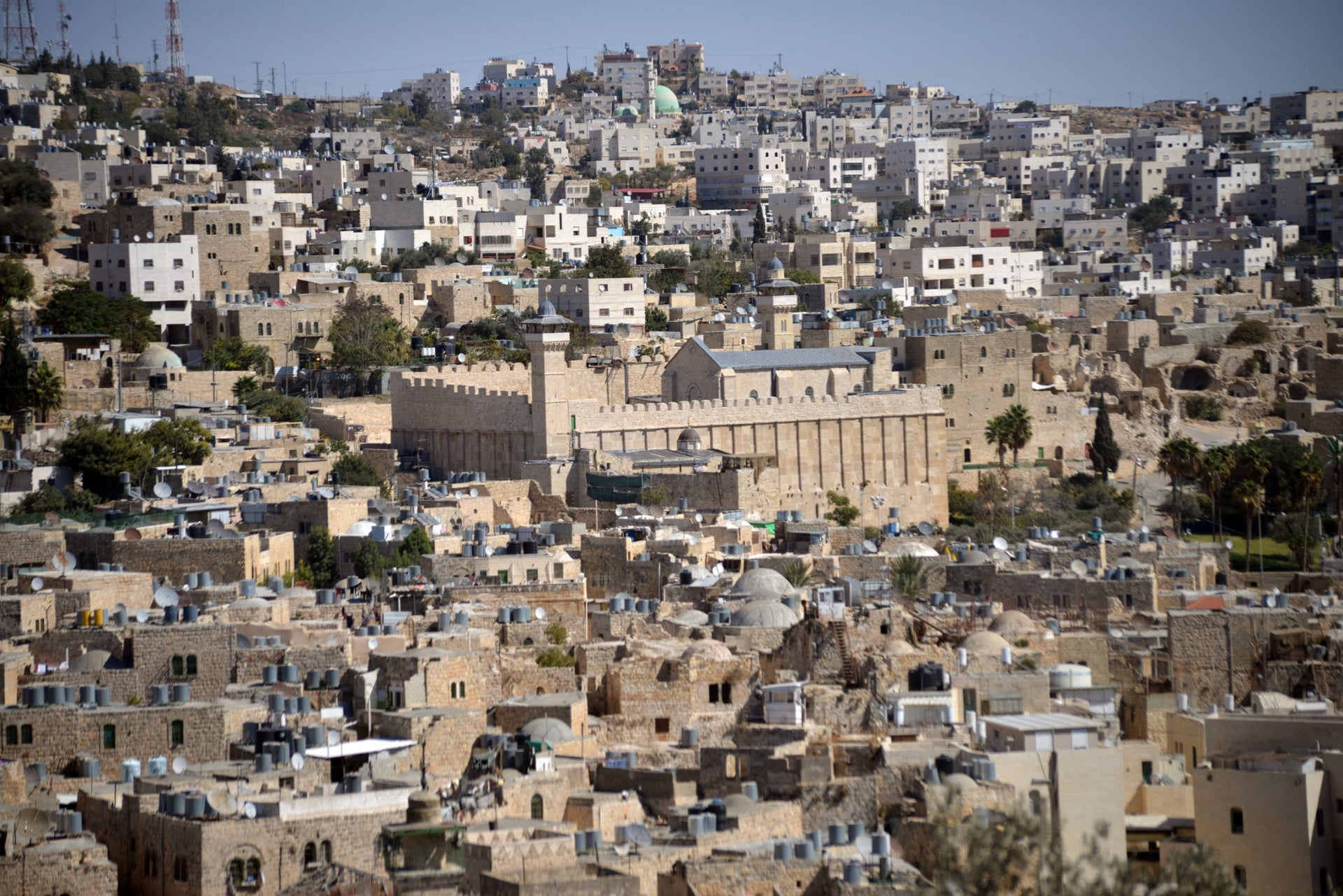 Hebron, the largest city in the West Bank. If the future of the West Bank is as a series of city-states, Hebron feels the best prepared.