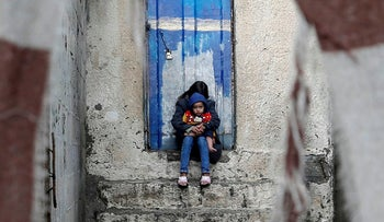 Annexation or not, Israel will still control the fate of millions of Palestinians, in Gaza and the West Bank: al-Shati camp in Gaza City, January 9, 2020