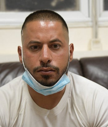 28-year-old Mohammed Shalbi from near Nazareth in northern Israel.