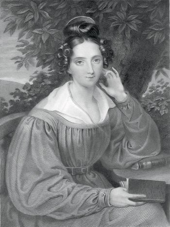"Rahel Varnhagen von Ense, one of three German feminist intellectuals living in late 18th century, early 19th century Berlin, featured in ""The Salon,"" a Hebrew book by Michal Zohar Ben-Dor."