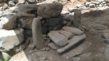 The  high place at the gate of the city of Bethsaida, 11th-10th centuries B.C.E.