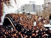 "The Islamic Revolution in Iran. Newspapers termed the December 11, 1978, protest a ""demonstration of millions."" The Jews were there."