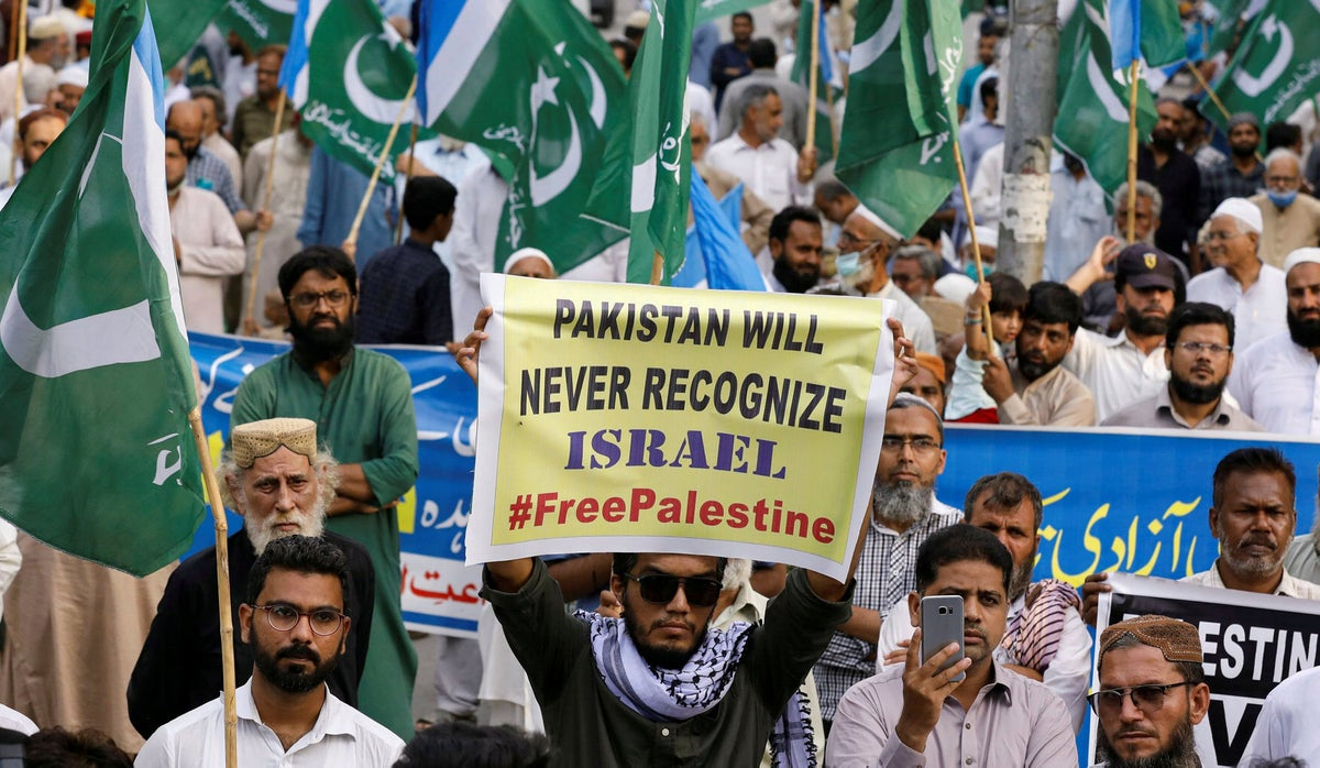 Pakistan recognizing Israel is dirty politics. But it's legitimate   Opinion