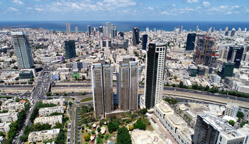 Gindi Holdings' The Upper House Project - Luxury Towers in Tel Aviv's Most Up-and-coming Location