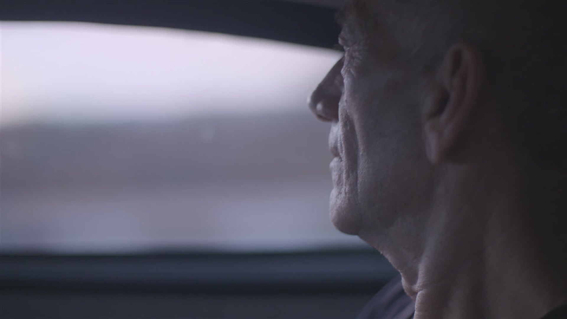 A shot from the new film on former Israeli Prime Minister Ehud Olmert.