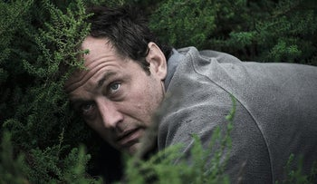 """Jude Law in HBO/Sky's """"The Third Day."""""""