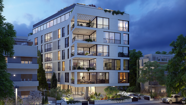 Looking for an Ultra Luxury Home in Tel Aviv? This Exclusive Project is for you