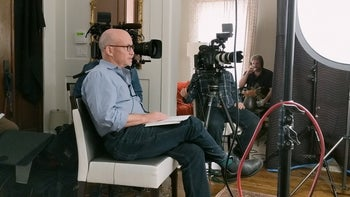"""Agents of Chaos"" director Alex Gibney."