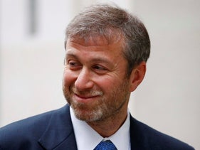 Roman Abramovich in London, October 31, 2012.