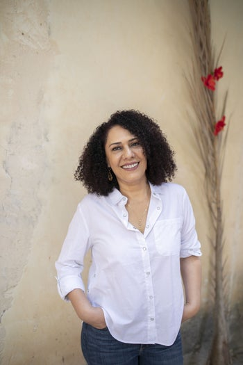 "Sheikha Helawy. ""After I married and moved into an apartment, one of my greatest pleasures was the electric switch."""