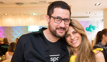 TalkSpace, founded by Israeli couple Roni and Oren Frank, gained momentum during the coronavirus, and now has about a million users