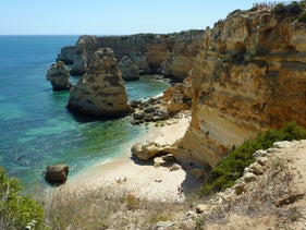 The Algarve region of Portugal, where Neanderthals and modern humans roamed, possibly together