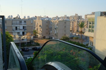 A residential area in southern Jaffa.