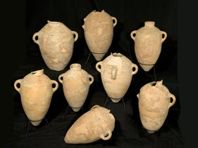 Storage Jars from Khirbet Qeiyafa