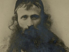 Rabbi Chaim Shapira, who was falsely accused and executed by a Polish military firing squad on August 27, 1920.