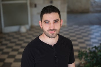 Tzahi Ganot, co-founder of Pandora Security, a cyber consulting company