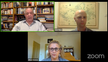Chemi Shalev, Allison Kaplan Sommer and Amir Tibon discuss the upcoming U.S. election, Jewish community and the U.S.-Israel relationship